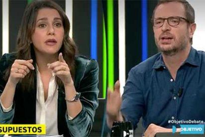Maroto y Arrimadas se destrozan a grito pelado en laSexta para alborozo de Echenique, Simancas y Pastor