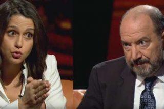 El director de la TV3 es masoquista: vuelve a invitar a Arrimadas para vengarse y acaba quedando en ridículo