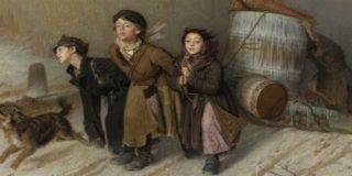 Museos Vaticanos: la pintura rusa en peregrinación a la Plaza San Pedro