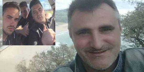 Así era el guardia civil Juanfran y estos son los tres hermanos feriantes que lo asesinaron a puñaladas