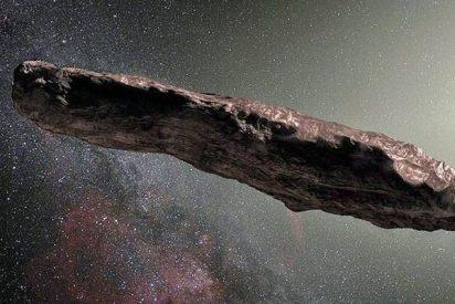 'Oumuamua': Científicos de Harvard creen que el primer visitante interestelar es una antigua nave extraterrestre