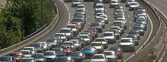 La Dirección General de Tráfico prevé casi cinco millones de desplazamientos el fin de semana