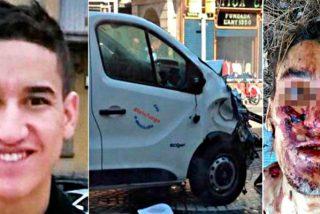 El espeluznante resultado de la autopsia al terrorista del atropello masivo en las Ramblas