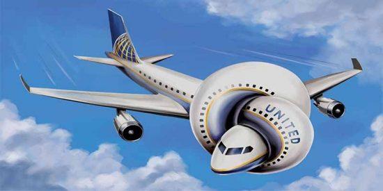 Las 7 cosas que las aerolíneas pueden hacer contigo y quizá no sabías