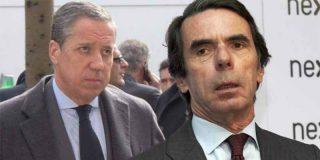 """José María Aznar: """"Eduardo Zaplana padece una leucemia con riesgo claro de muerte"""""""