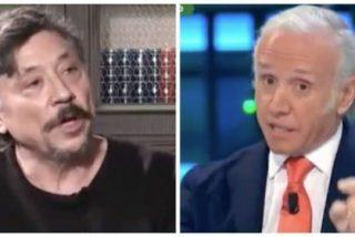 Cintora e Iñaki López sueltan a Carlos Bardem para que insulte a Inda y acaban metidos en un lío judicial