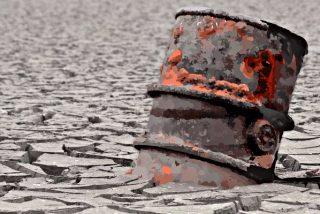 El barril de crudo Brent baja un 2,0 % y se queda en los 59,98 dólares
