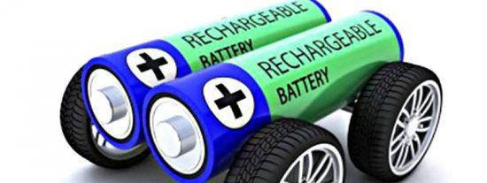 Crean en EEUU una batería capaz de recargar un coche en diez minutos