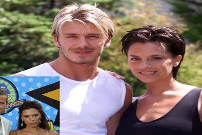 Folleteos en el coche en el aparcamiento: así comenzó el romance de Victoria y David Beckham
