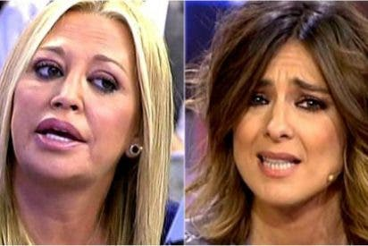 """Sandra Barneda y Belén Esteban demuestran su hipocresía con respecto al racismo en 'GH VIP 6': """"¡No te lo consiento!"""""""