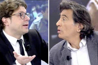 A Fernando Berlín ya le basta con que Otegi pidió perdón en un libro en 2012… ¡y le pintan la cara por listo!