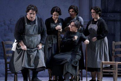 La ópera de Bernarda Alba