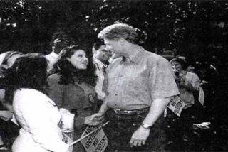 ¡Por primera vez! Monica Lewinsky habló de su encuentro íntimo con Bill Clinton y del escándalo del vestido manchado
