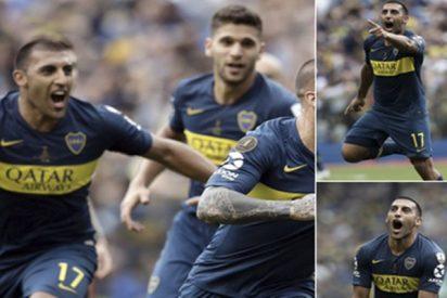 Boca Juniors y River Plate empatan en la superfinal de infarto de la Copa Libertadores
