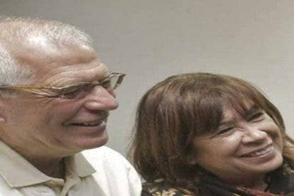 Josep Borrell y Cristina Narbona se han casado tras 20 años de vivir 'arrejuntados'