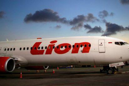 Otro Boeing de Lion Air sufre un accidente poco antes de despegar en Indonesia