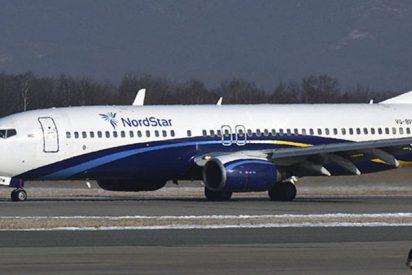 Un Boeing se prepara para aterrizar de emergencia en Siberia por una grieta en el parabrisas