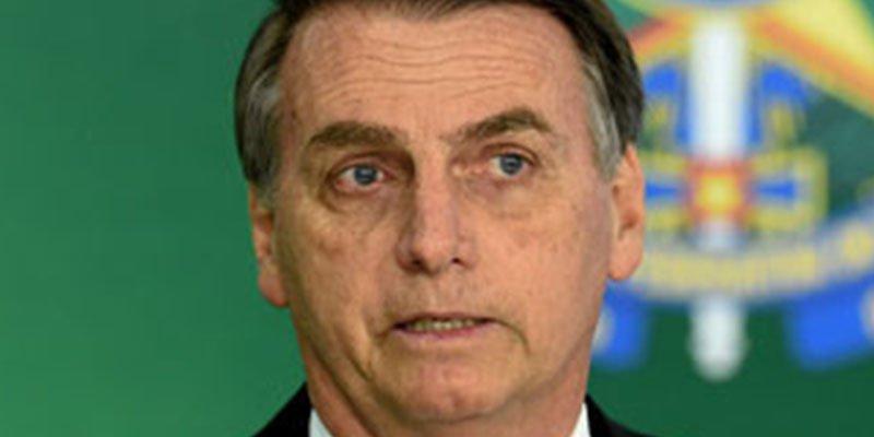"""Bolsonaro: """"los brasileños no saben todavía lo que es la dictadura"""""""