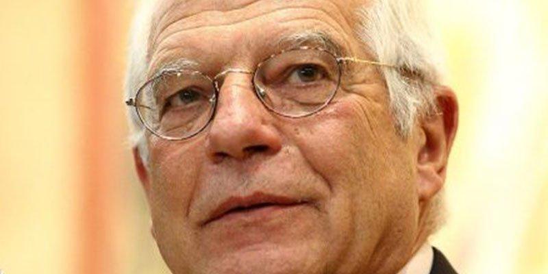 Borrell 'torea' en el Senado y evita denunciar la dictadura de Venezuela