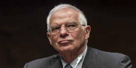 """¡Tremendo chaparrón sobre Borrell tras apoyar la UE el 'informe Bachelet'! """"Usted sabía lo que ocurría"""""""