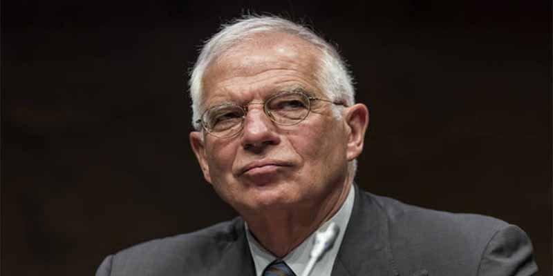 """Borrell: """"se empieza expulsando a los gitanos porque son gitanos y se acaba de otra manera"""""""