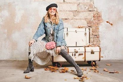 Tendencias en botas de mujer otoño-invierno 2019/2020