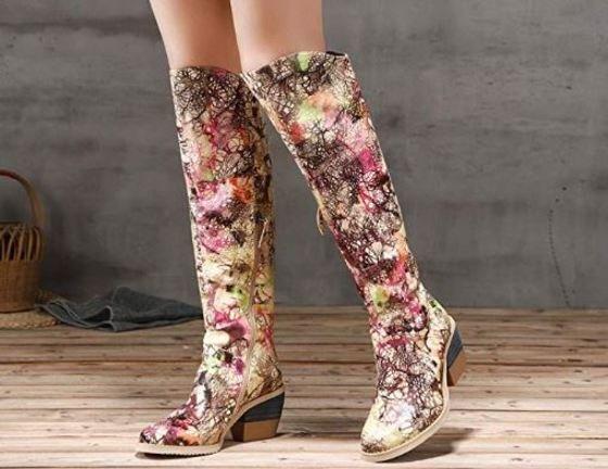 Tendencias en botas de mujer otoño-invierno 2021