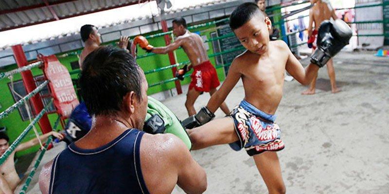 Polémica por el boxeo infantil tras la muerte de un adolescente de 13 años en Tailandia