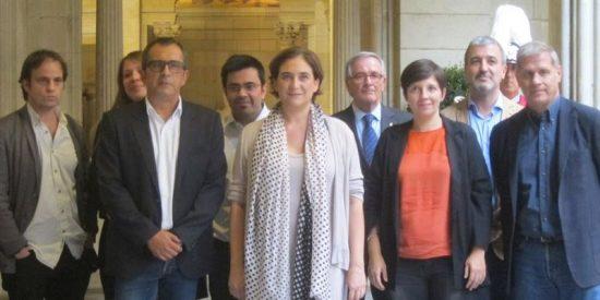 Cazado: Buenafuente pide a TVE, hace marca España en Movistar+ y es golpista en TV3