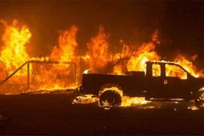 La vergonzosa respuesta de un jefe a un empleado al contarle que su casa estaba ardiendo en los incendios de California