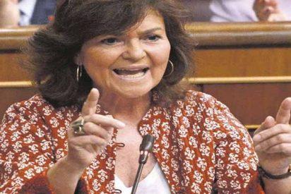 ¡La tontería del día!: Carmen Calvo defiende el cambio de hora porque ayuda como 'resistencia al machismo'