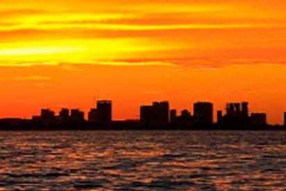 Cinco espectaculares sunsets de ensueño en Cancún