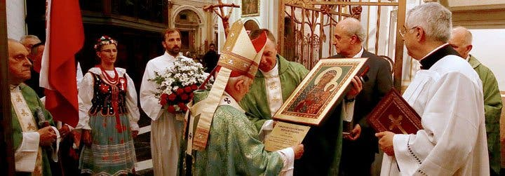 """Cañizares agradece a Polonia """"ser el bastión para que Europa se reconstruya desde sus raíces cristianas"""""""