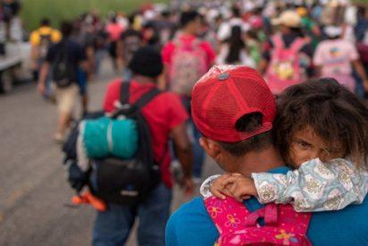 """El cardenal Aguiar recuerda que los migrantes centroamericanos """"no salieron de sus países por gusto"""""""