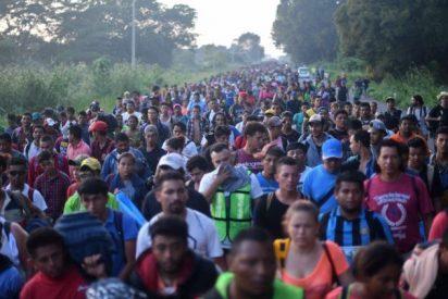"""Ante la llegada de la caravana de migrantes, los obispos USA reiteran que """"no es delito buscar asilo"""""""