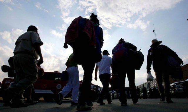 Un arzobispo anglicano apuesta por que la caravana migrante reciba asilo en Canadá