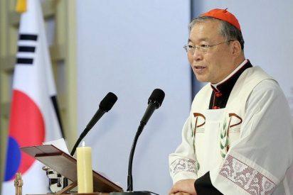 """Cardenal Yeom: """"Acompañaré al Papa Francisco si va a Corea del Norte"""""""