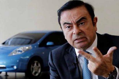Arrestan a Carlos Ghosn, presidente de Renault y Nissan, por evasión fiscal y se desploman las acciones