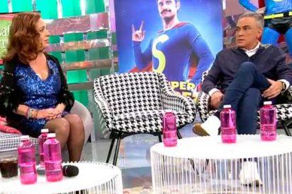 """Kiko Hernández pregunta a Carmen Borrego si su nuevo look es una """"venganza"""""""