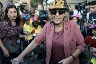 Carmena pedalea con demagogia y no irá a la comisión de investigación de Bicimad
