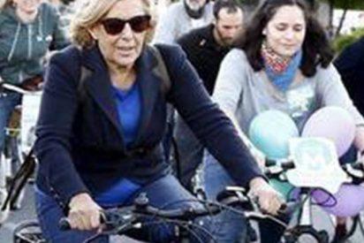 El plan Carmena contra el coche provoca el caos en Madrid y multas disparatadas