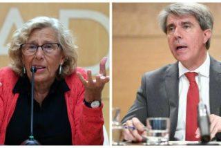 Carmena miente una vez más: El expediente de Madrid Central que reclama Garrido no está en la web