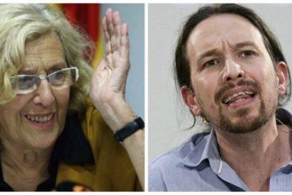 """Manuela Carmena no quiere saber nada de Iglesias: """"No tengo ninguna vinculación con Iglesias ni con la crisis de Podemos"""""""