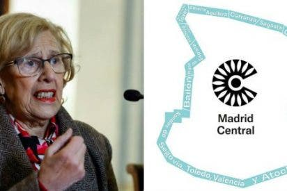 El caótico e improvisado plan de Carmena: Madrid Central y el colapso absoluto en la capital