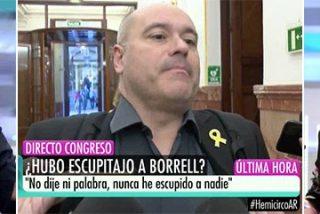 """Ana Rosa deja KO a Carmona con las grietas del Gobierno por no abalanzarse contra el escupidor: """"No ha habido respuesta contundente del PSOE"""""""