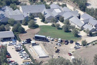 Kim Kardashian contrata bomberos privados para protejer su mansión contra el incendio de California