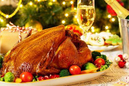 Alimentación sana en Navidad sin aumentar de peso