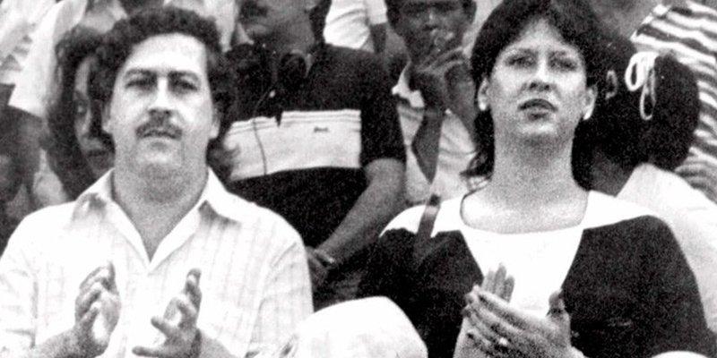 """Esta fue la """"última alegría"""" de Pablo Escobar días antes de su muerte según su viuda"""