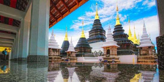 """Qué ver en Tailandia: Chiang Mai, La """"Rosa del Norte"""""""