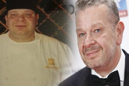 Alberto Chicote nos enseña con esta foto de hace 14 años cómo ha cambiado al perder 31 kilos